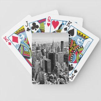 New York City Bicycle Spielkarten