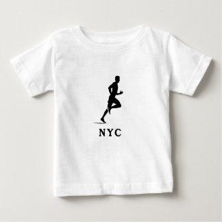 New York City, das NYC laufen lässt Baby T-shirt