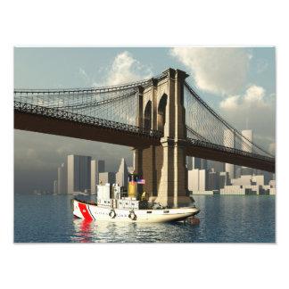 New York City Fotodruck