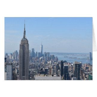 New York City, Karte