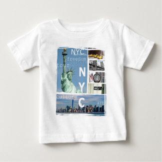 New York City Nyc Baby T-shirt