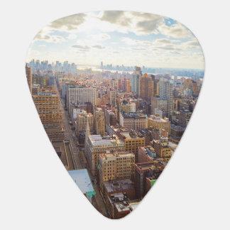 New York City Plektrum