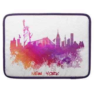 New York City Sleeve Für MacBook Pro
