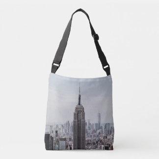 New York City Tragetaschen Mit Langen Trägern