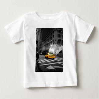 New York City Yellow Cab Baby T-shirt
