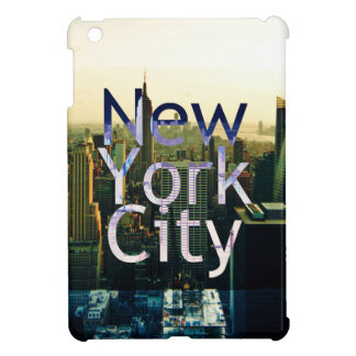 New- York Cityandenken iPad Mini Hülle