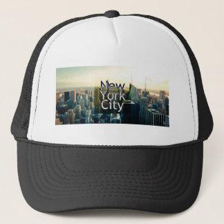 New- York Cityandenken Truckerkappe