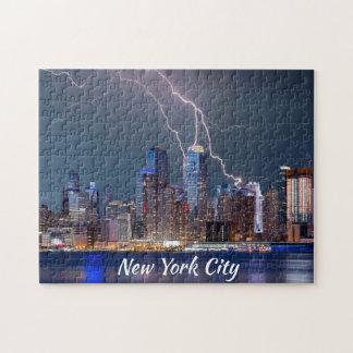 New- York Cityblitz-Sturm Puzzle