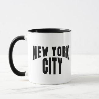New- York Citybogen Tasse