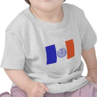 New- York Cityflagge Hemden