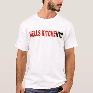 New- York Cityhöllen-Küchen-T - Shirts
