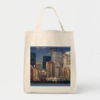 New- York Citylebensmittelgeschäft-Tasche Tragetasche