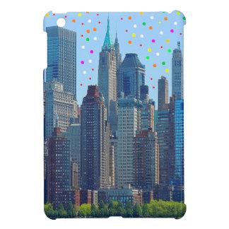 New- York CityMeteorschauer iPad Mini Hülle