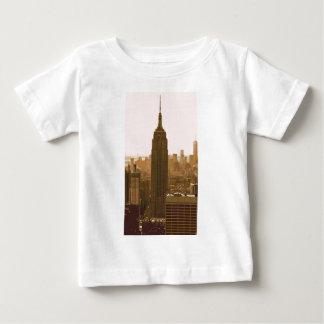 New- York Cityplakat Baby T-shirt