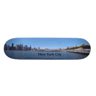 New- York CitySkateboard 20,1 Cm Skateboard Deck