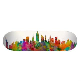 New- York CitySkyline 20,6 Cm Skateboard Deck