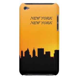 New- York CitySkyline am Sonnenuntergang, iPod Touch Hüllen