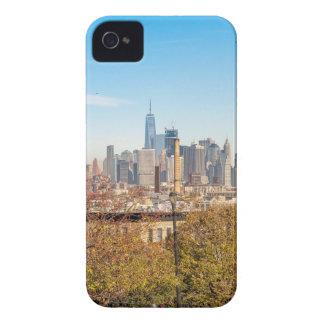 New- York CitySkyline iPhone 4 Hüllen