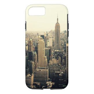 New- York CitySkyline iPhone 7 Hülle