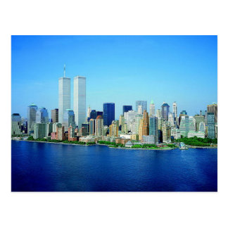 New- York CitySkyline Postkarte