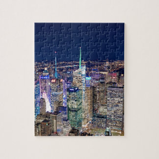 New- York CitySkyline Puzzle