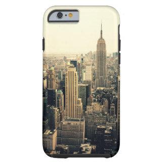 New- York CitySkyline Tough iPhone 6 Hülle