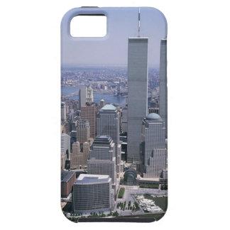 New- York CitySkyline-Twin Tower iPhone 5 Etui