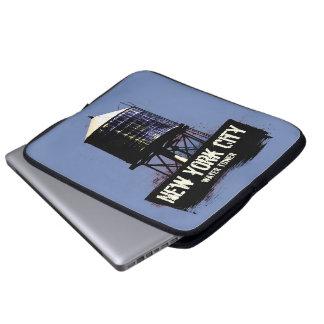 New- York CityWasserturm-Laptop-Hülse Laptop Sleeve