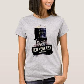 New- York CityWasserturm-T-Stück T-Shirt