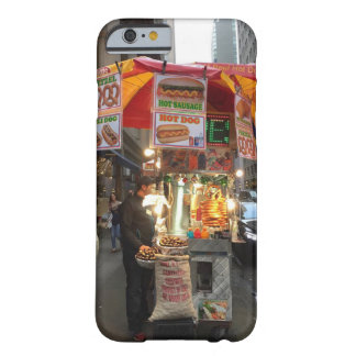 New- York Citywürstchen-Stand-Handy-Fall Barely There iPhone 6 Hülle