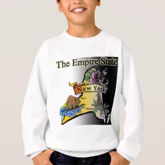 New York der Reich-Staat Sweatshirt