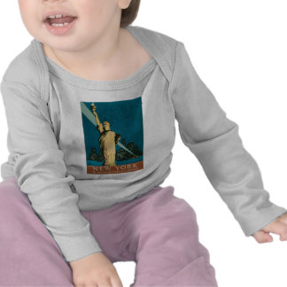 New York: Die Wunder-Stadt des Weltplakats Hemd