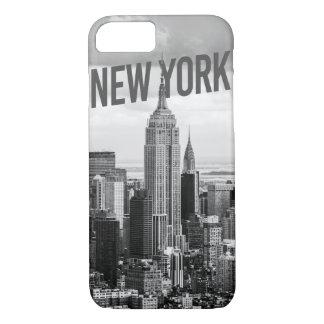 New York Manhattan iPhone Fall (4,5,6,7,8) iPhone 8/7 Hülle