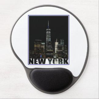 New York New York Gel Mousepad