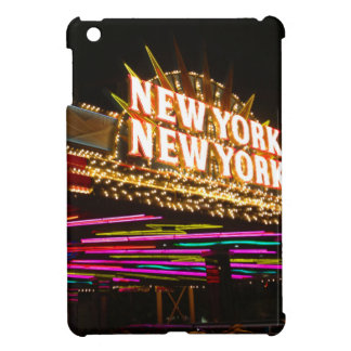 New York New York in Vegas iPad Mini Hülle