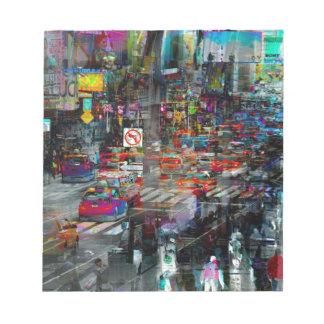 New York Notizblock