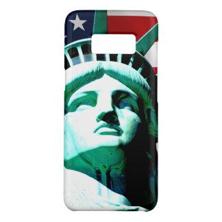 New York (NY) USA - Das Freiheitsstatue Case-Mate Samsung Galaxy S8 Hülle