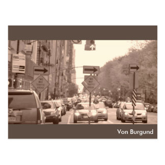 New York - Postkarte