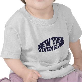 New York Staten Island T-Shirts