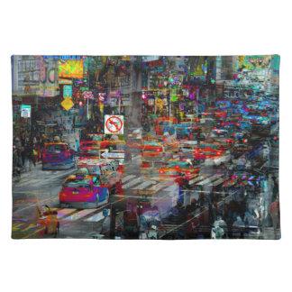 New York Tischset