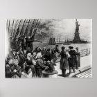 New York - Willkommen zum Land der Freiheit Poster