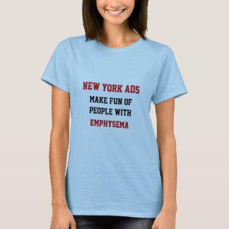 New- Yorkanzeigen T-Shirt