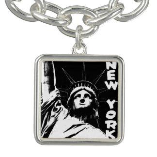 New- Yorkarmband-Freiheitsstatue NYC Andenken Armband