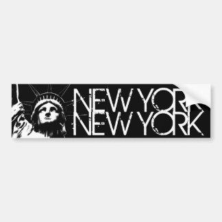 New- YorkAutoaufkleber-Freiheitsstatue Aufkleber Autoaufkleber