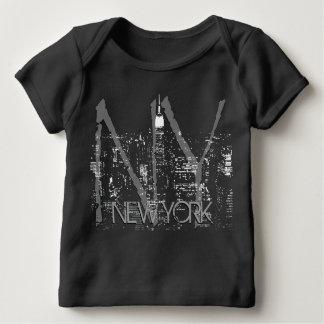New- Yorkbaby-Shirt-Bio New- Yorkandenken T Shirt
