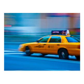 New- Yorkfahrerhaus Postkarte