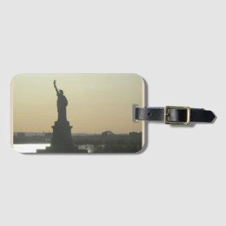 New- Yorkfreiheitsstatue Gepäckanhänger