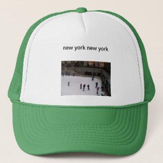 New- Yorkhut Truckerkappe