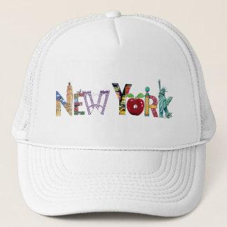 New- Yorkkappe Truckerkappe