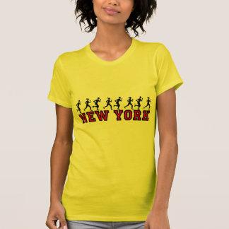 New- Yorkläufer T-Shirt